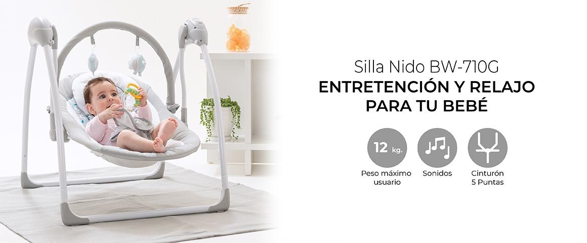 Silla Nido BW-710G
