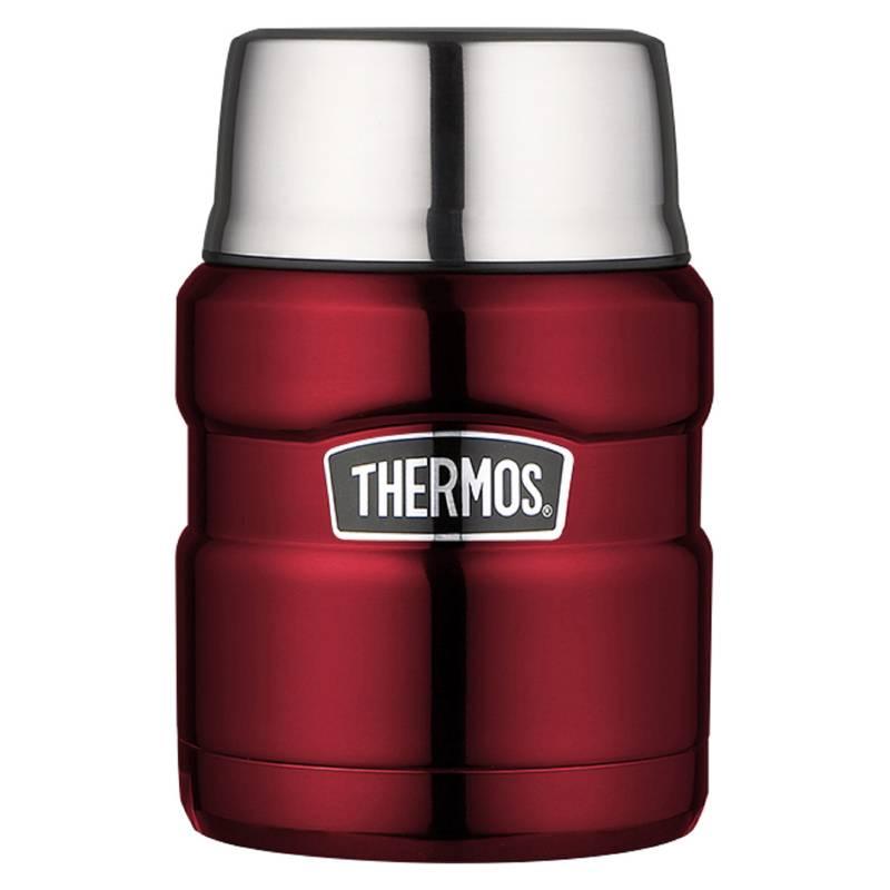 Thermos - TERMO COMIDA ROJO KING  470ML AC