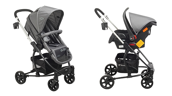 COCHE TRAVEL SYSTEM MULTI ETAPAS