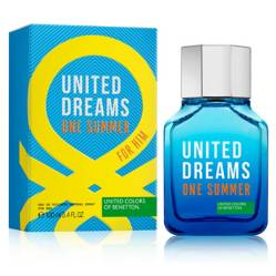 United Dreams One Summer EDT 100 ML - Masculina