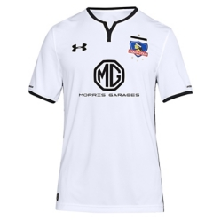 c2adbb7dfc Under Armour. Camiseta Colo-Colo 2018 Blanca