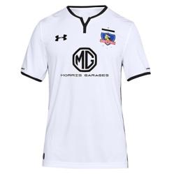 Under Armour. Camiseta Colo-Colo Niño Blanca 3a1ec1dda4bc8