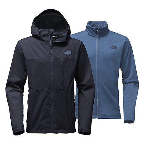 triclimate north face hombre