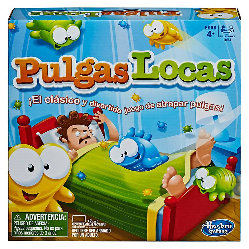 Locas Pulgas Hasbro Locas Hasbro Gaming Gaming Pulgas Pulgas Hasbro Hasbro Gaming Gaming Locas j3LqAR54