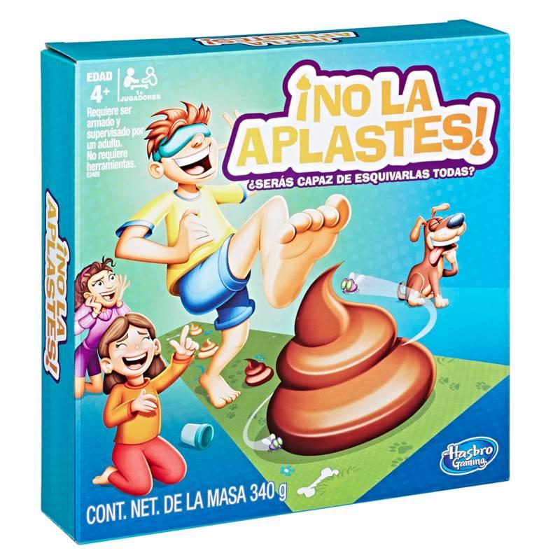 Juegos De Mesa Hasbro Gaming No La Aplastes!