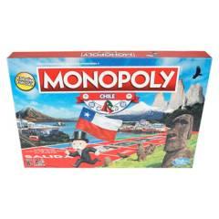 MONOPOLY - Juegos De Mesa Monopoly Chile Nuevo