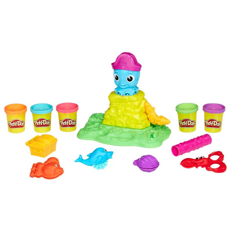 Play Doh - Pd Core Tools Octopus E0800