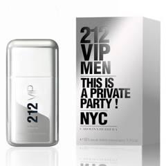 CAROLINA HERRERA - Perfume Hombre 212 Vip Men EDT 50 Ml