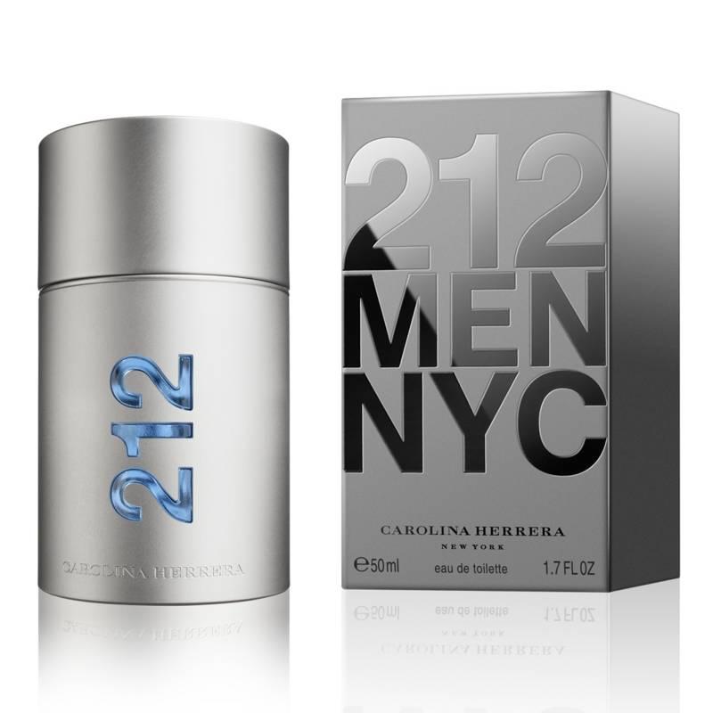 CAROLINA HERRERA - Perfume Hombre 212 Men 50 Ml