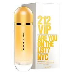 CAROLINA HERRERA - Perfume Mujer 212 Vip EDP 125 ml
