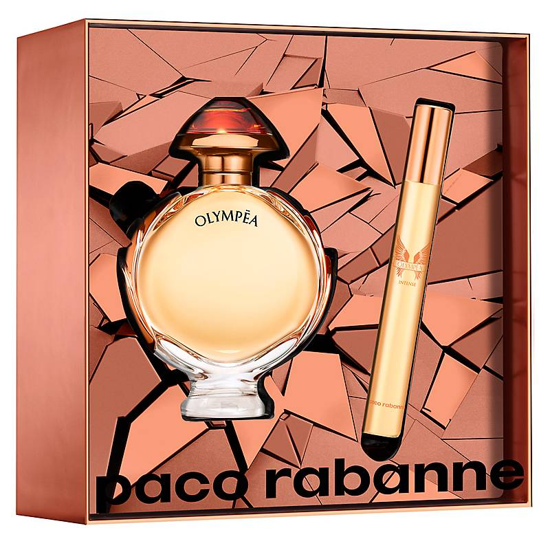 ef5713ec7 Paco Rabanne Olympea Intense EDP 50 ML + Travel Spray 10 ML - Falabella.com