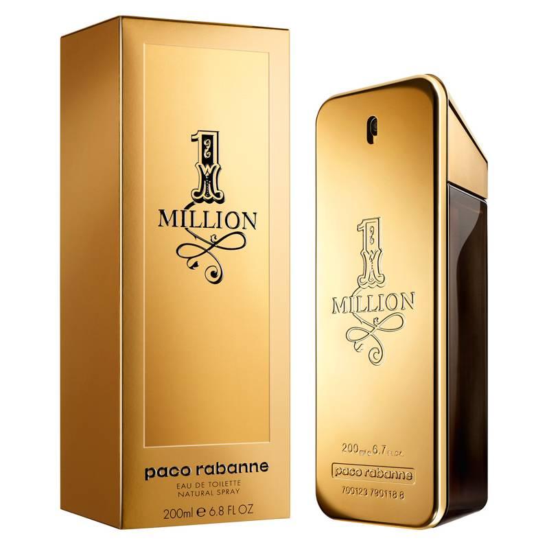 PACO RABANNE - Perfume Hombre 1M EDT 200 ml