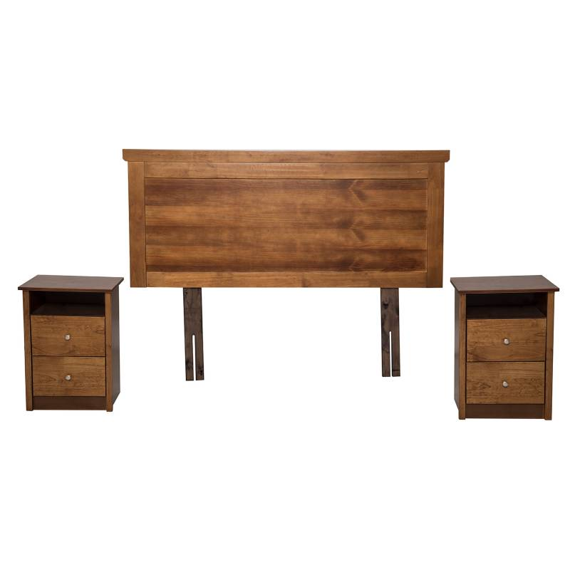 FLEX - Set de Muebles Catania King Flex