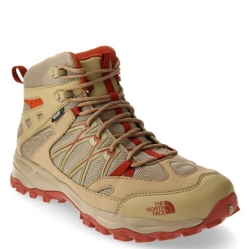 Zapatilla Waterproof Terra Mid Gris The North Face QOrgKQ