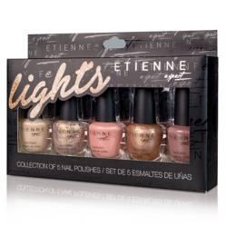 Etienne - Set Esmaltes Lights