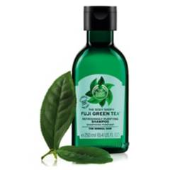 The Body Shop - Shampoo Fuji Green Tea 250 ML