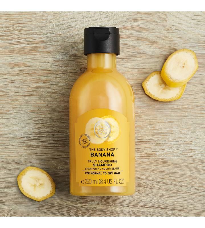 The Body Shop - Shampoo Banana 250 ml