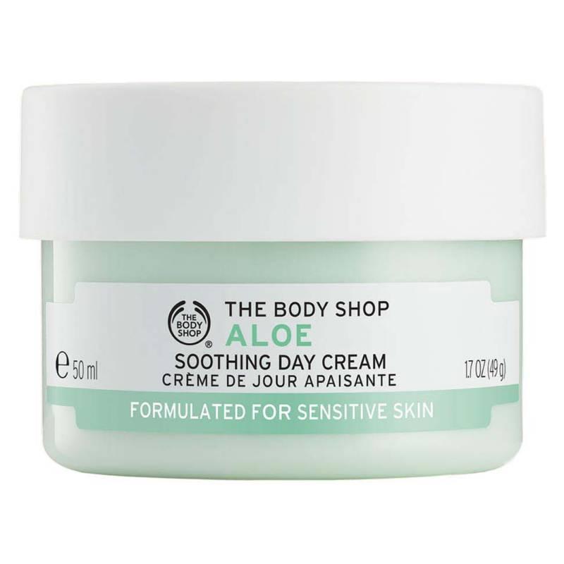 THE BODY SHOP - Crema Facial de Día Aloe Vera 50 ml