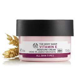 The Body Shop - Crema humectante Vitamin E Moisture cream 50 ML