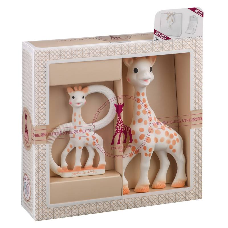Sophie La Girafe - Birth Set 1