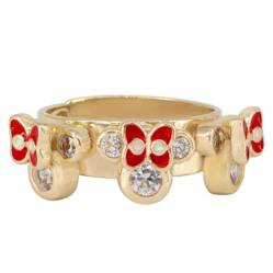 Anillo Disney Minnie