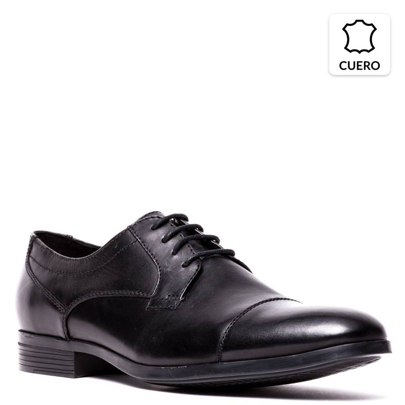 Clarks - Zapato Formal Hombre Conwell Cap