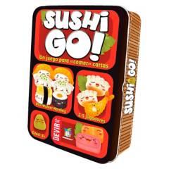 DEVIR - Juegos de mesa Sushi Go