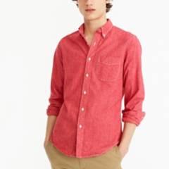 JCREW - Camisa Manga Larga Hombre
