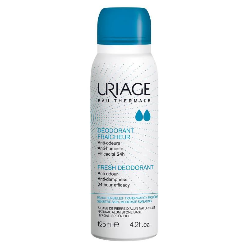 URIAGE - Deodorant Fraicheur Aerosol 125Ml
