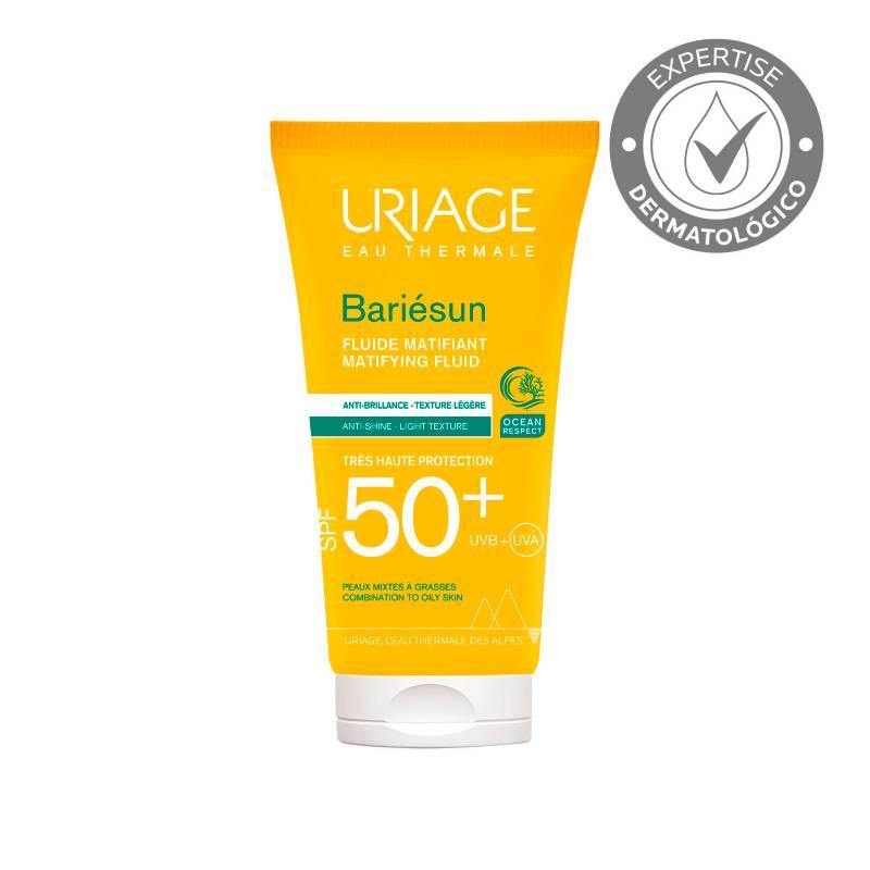URIAGE - Bariesun Fluid Mat Spf50+ T 50 Ml