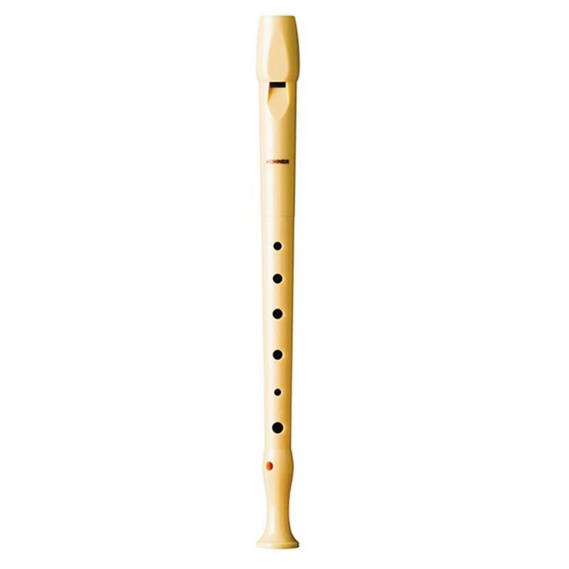 Hohner - Flauta Dulce Soprano Digitación Alemana