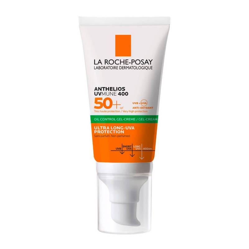 La Roche-Posay - Anthelios XL Toque Seco FPS 50+ 50 ML