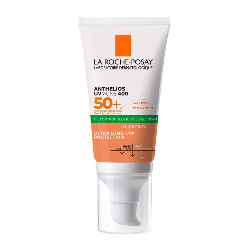 LA ROCHE POSAY - Protector Solar Anthelios XL Toque Seco FPS 50+ 50 ML