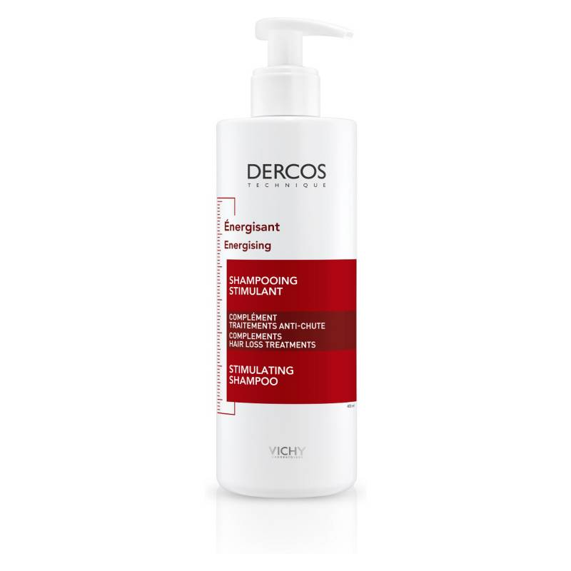VICHY - Shampoo Energizante Anticaída 400 ml