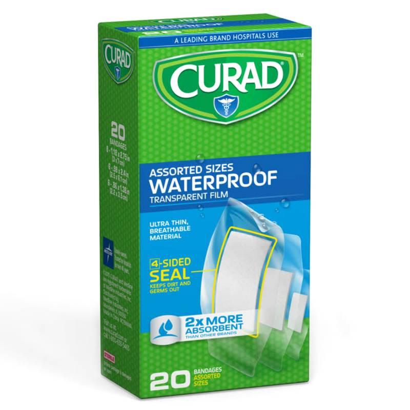 CURAD - Parche Resistente Al Agua