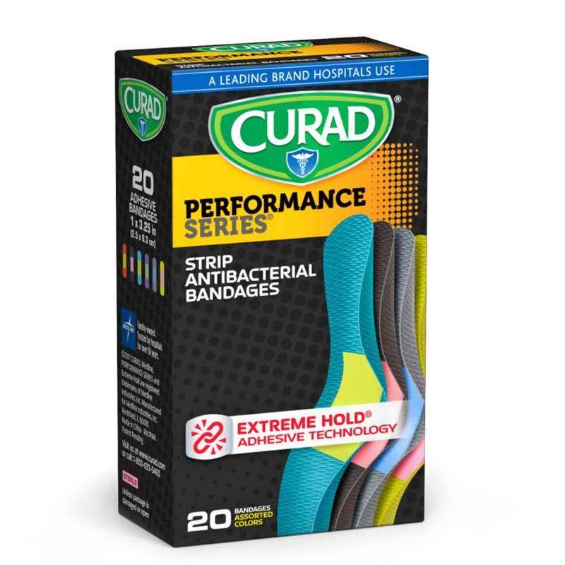CURAD - Parche Antibacterial Standard