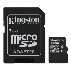 Kingston - Kingston Micro Sd Canvas Select 32Gb