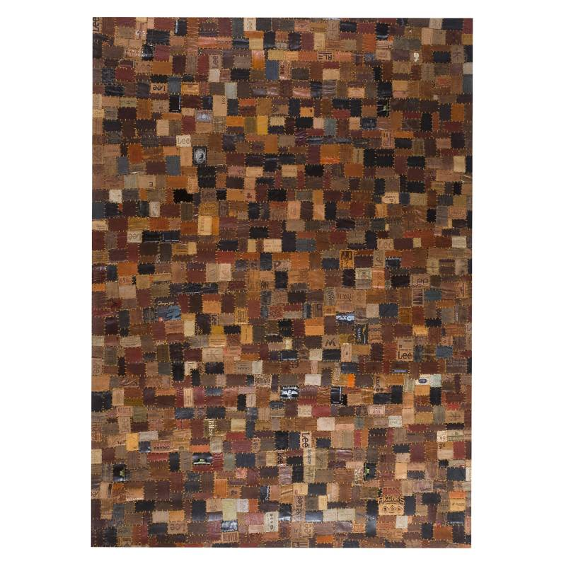 - Alfombra Leather Patch