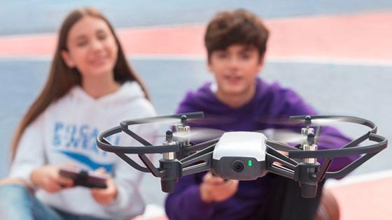 Caracteristicas Drone Spark