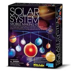 Kit Móvil Sistema Solar
