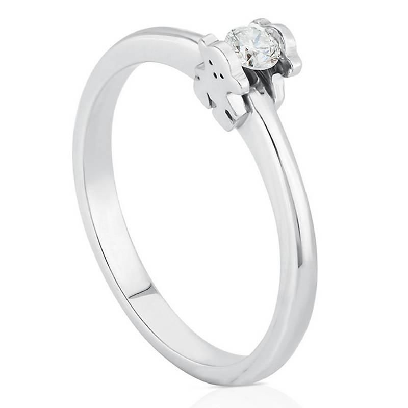 e36477255d12 Anillo Sweet Diamantes de Oro Blanco Con Diamantes - Falabella.com