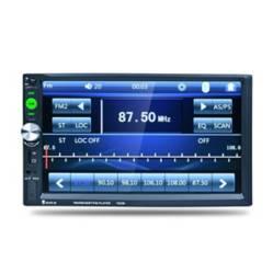 Radio de Auto Doble Din MP5