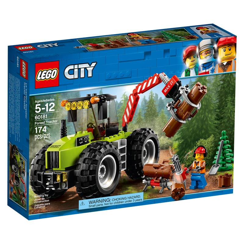 Lego - Forest Tractor