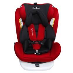 Kidscool - Silla De Auto 360 G 0-1-2-3 Rojo