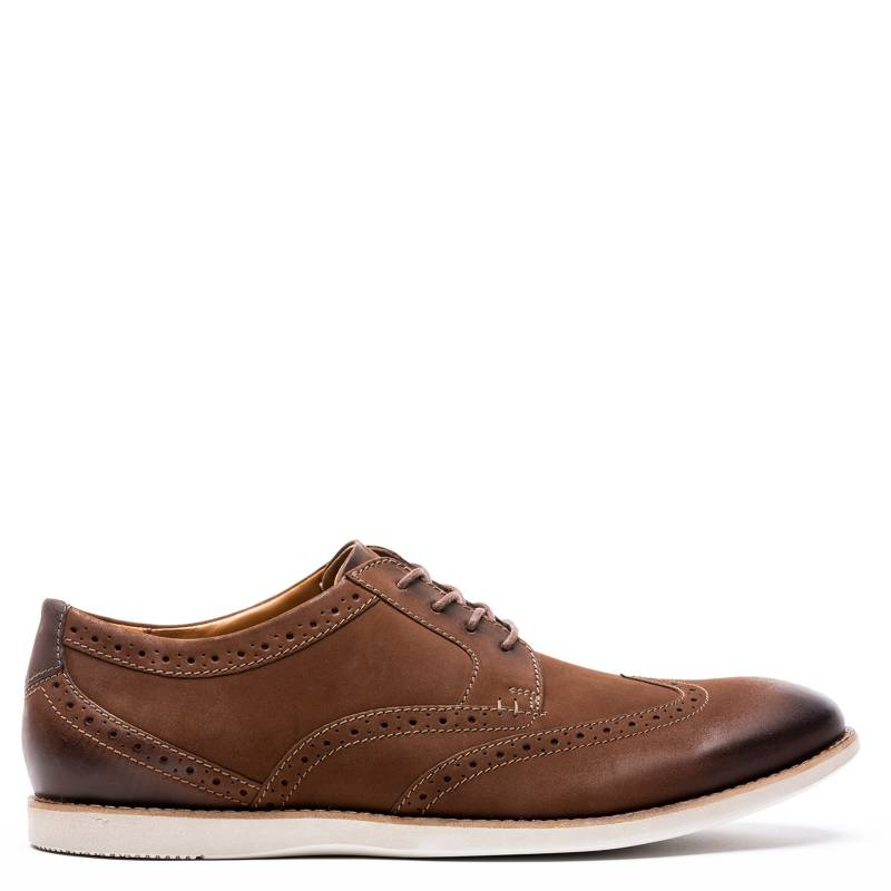 Clarks - Zapato Casual de Cuero Hombre