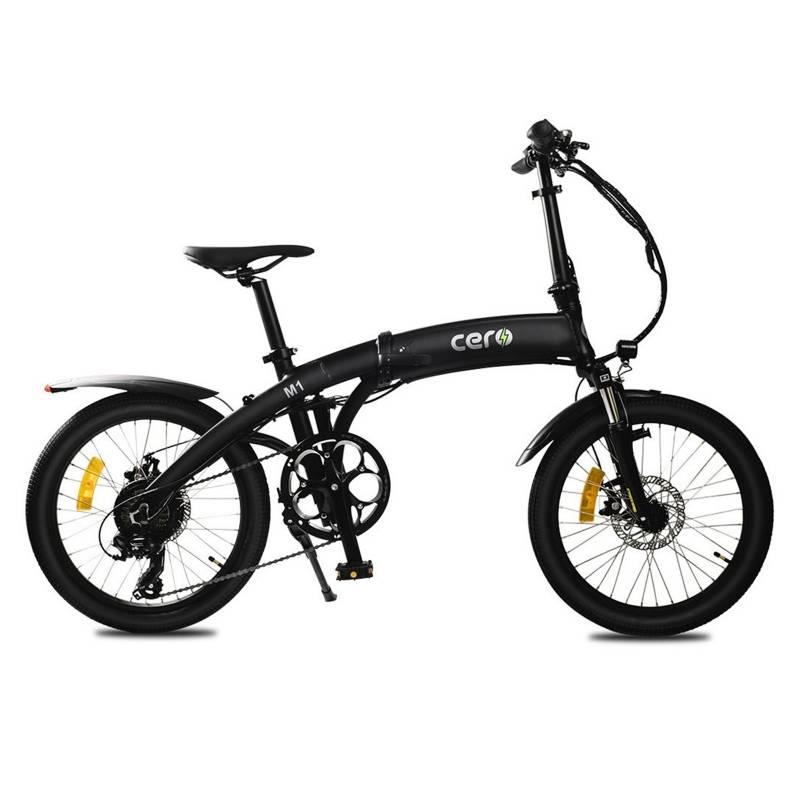 CERO MOTORS - Bicicleta Electrica Ceromotors M1