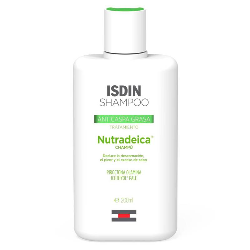 ISDIN - Nutradeica Cham Caspgrasa 200 ml