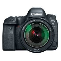 Canon - Camara Reflex EOS 6D MARK II EF24-105