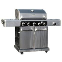 Kenmore - Parrilla Gas Elite 5Q Inox