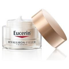 EUCERIN - Crema Facial Antiarrugas Elasticity+Filler Dia 50 Ml